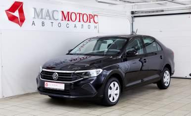 Volkswagen Polo Черный