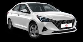Hyundai Solaris - изображение №1