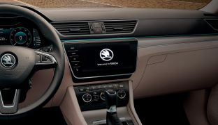 Skoda Superb Combi New